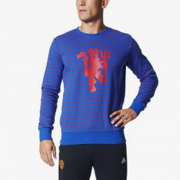 Adidas Man Utd Crew Sweat