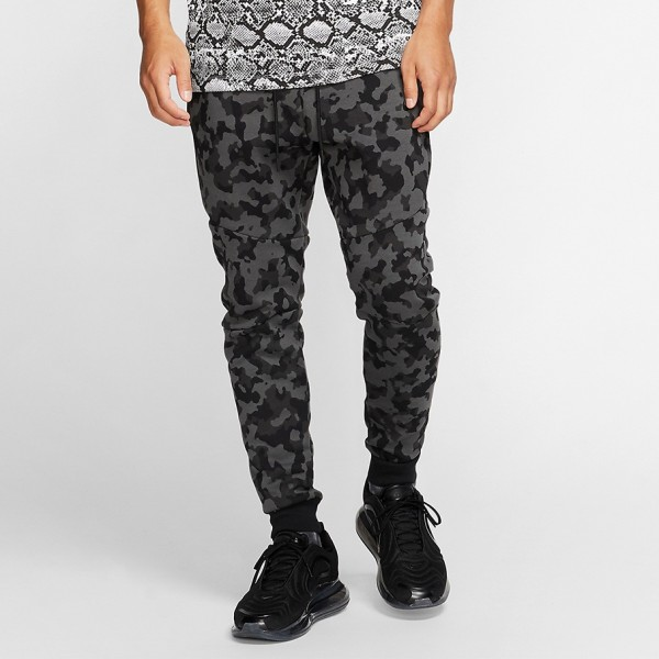 Nike Sportswear Tech Fleece Printed Joggers
