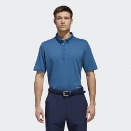Adidas Adipure Triple Notch Polo Shirt